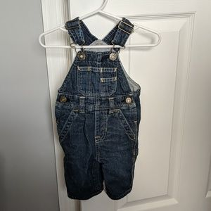 Baby Gap infant Jean overalls